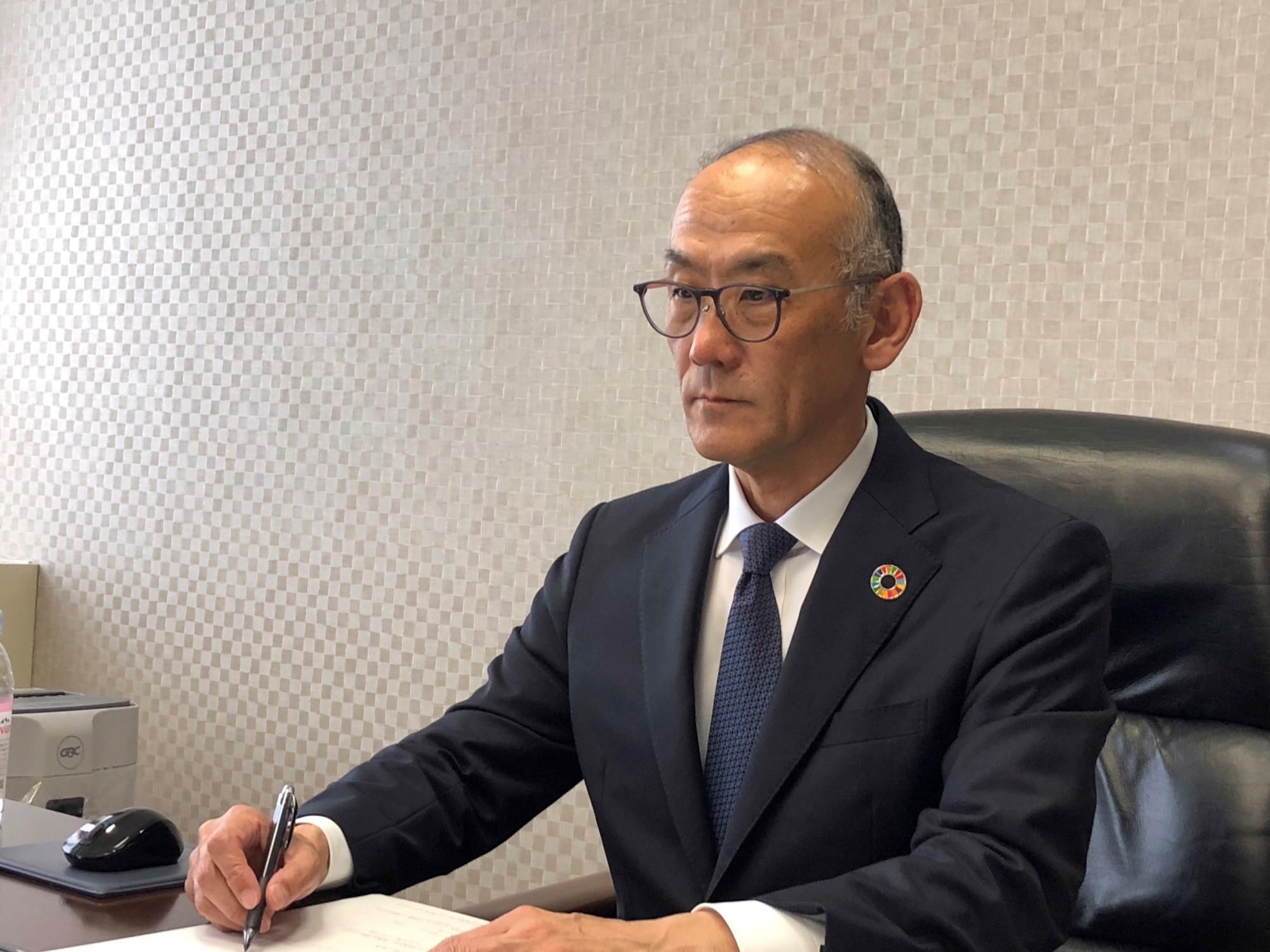 副会長 日髙祥博